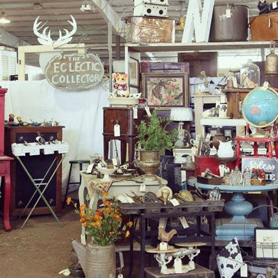 2015 Flea Markets And Vintage Shopping Events Vintage