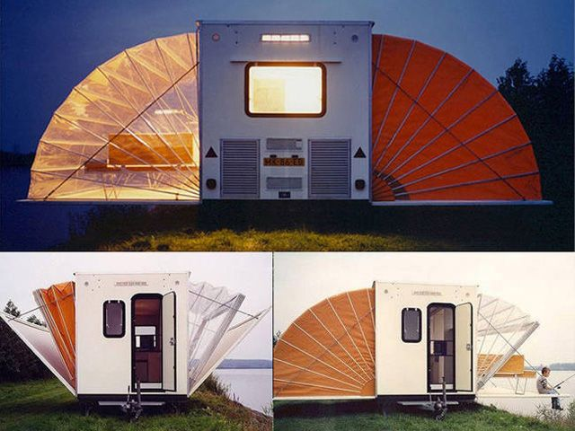 This is The Camper That Will Turn You Into An Outdoor Person