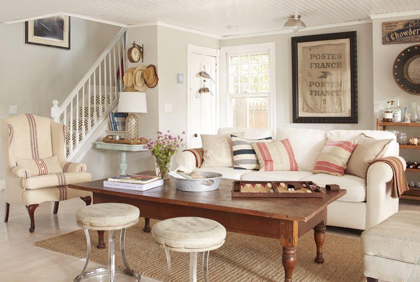 17 Inspiring Living Room Makeovers - Living Room Decorating Ideas