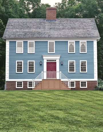What Color Should I Paint My House? on