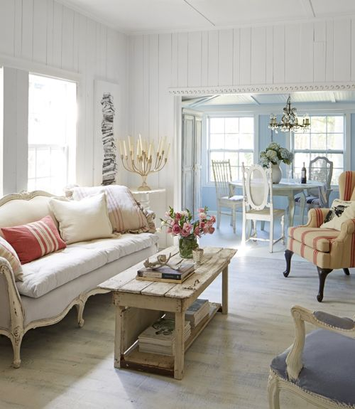 Awesome Chic Living Room Ideas Set