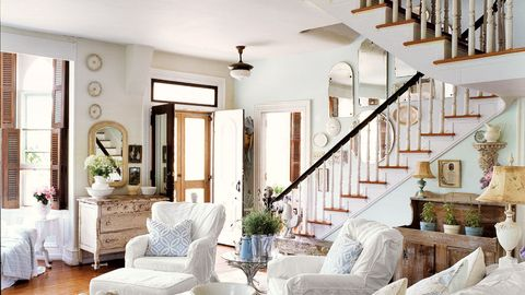 10 Shabby Chic Living Room Ideas Shabby Chic Decorating