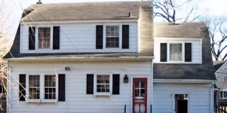 Dutch colonial home remodel before and after home - Dutch colonial interior design ideas ...