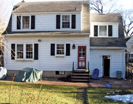 Dutch Colonial Home Remodel Before And After Home