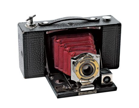 Vintage Kodak Camera What Is It What Is It Worth