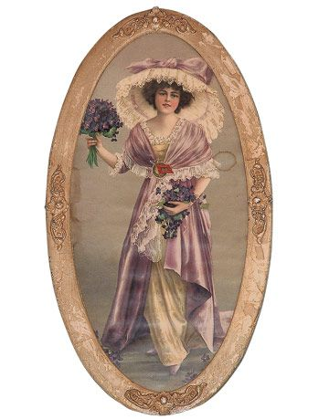 Framed Print of Woman Worth