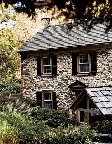 butler stone house