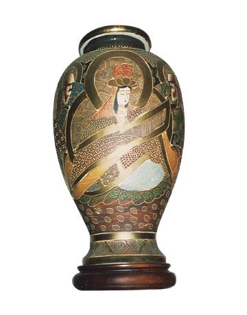 Satsuma Vase What Is It What Is It Worth