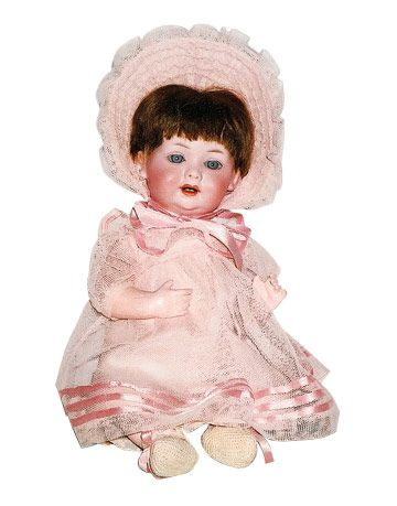 Bisque Doll