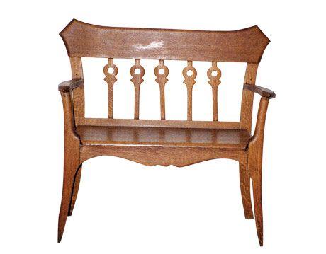 Stupendous Deacons Bench What Is It What Is It Worth Inzonedesignstudio Interior Chair Design Inzonedesignstudiocom