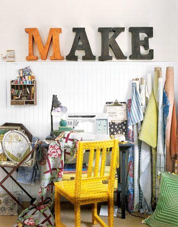 A Craft Room