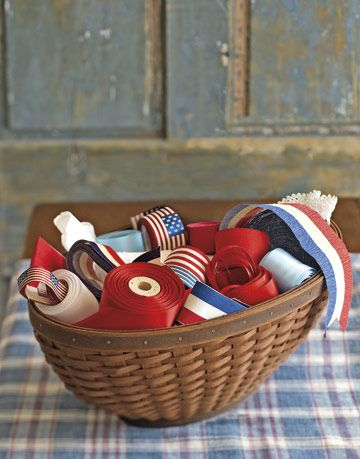 fourth of july craft supplies