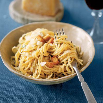 easy pantry pasta