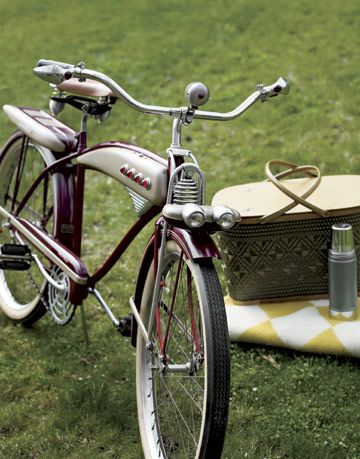 postwar colorflow bicycle