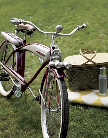 postwar colorflow bicycle