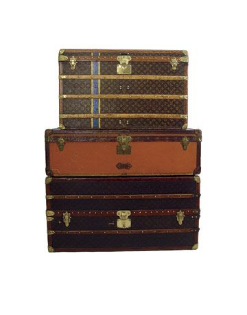 7badf0962734 Louis Vuitton Luggage  What Is It  What Is It Worth