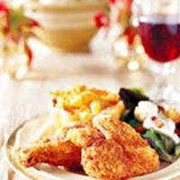 spicy southern fried chicken