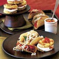 mini taco shells