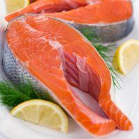 salmon riesling sauce