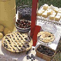 blueberry cherry pie lattice crust