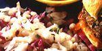 barley and cabbage salad