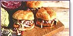 barbecued-tofu buns
