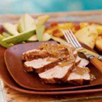 caribbean pork roast