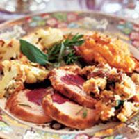 cornbread quince and pecan stuffing