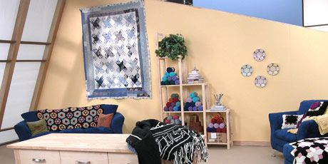 set of the knit and crochet today show