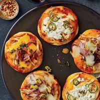 chicken pizzette trios