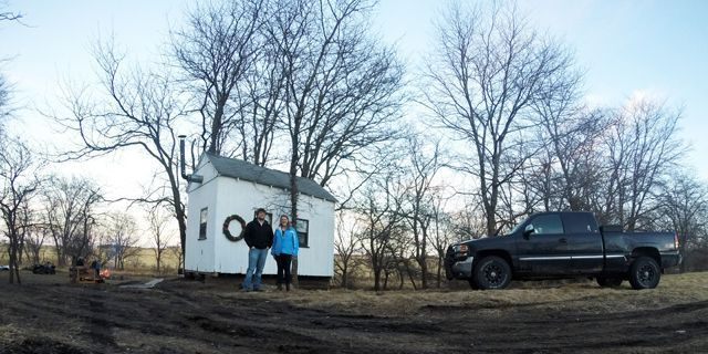 Two College Students Built Their Own Tiny House for Just $489