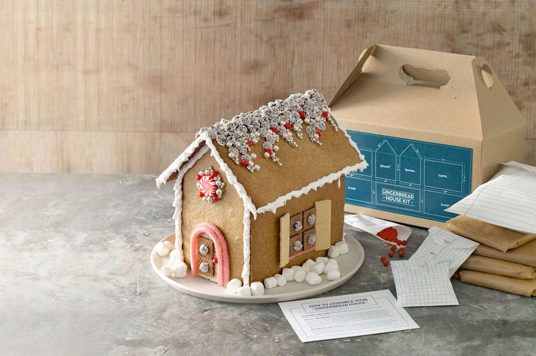 Diy gingerbread house kit recipe diy gingerbread house kit solutioingenieria Images