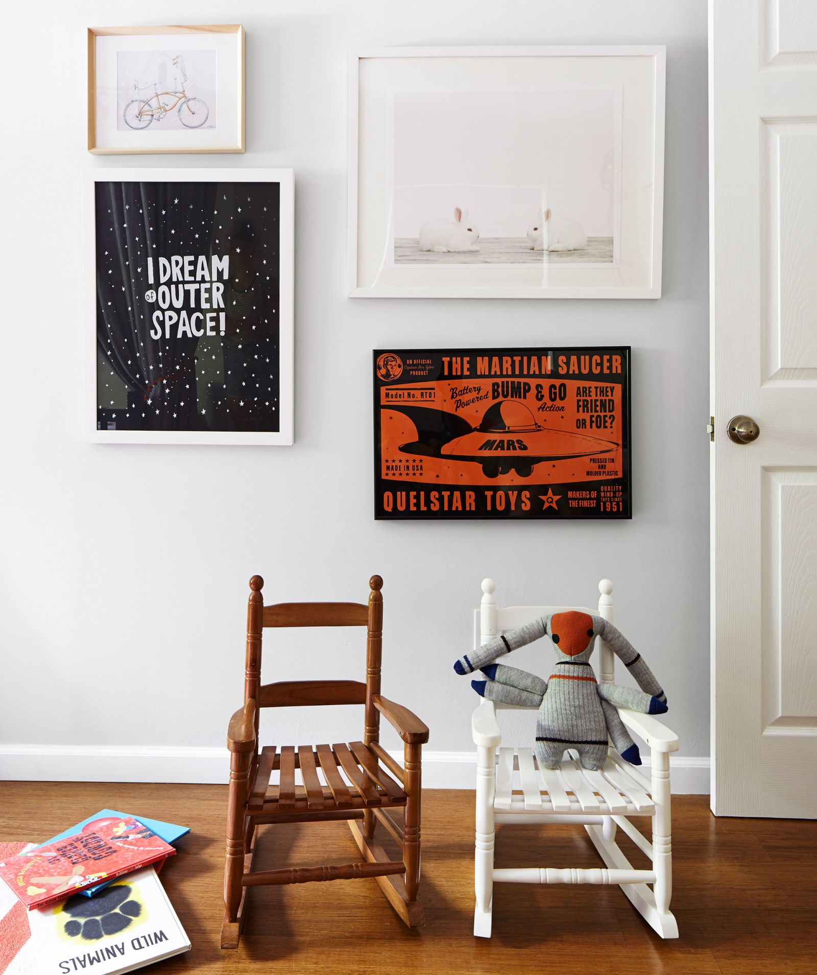 Emily Henderson New York Decorating - Colorful Decorating Ideas