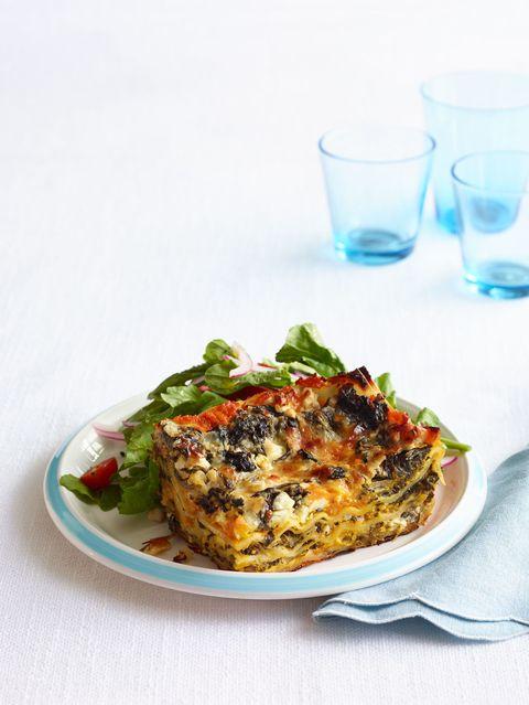 freezer vegetable lasagna