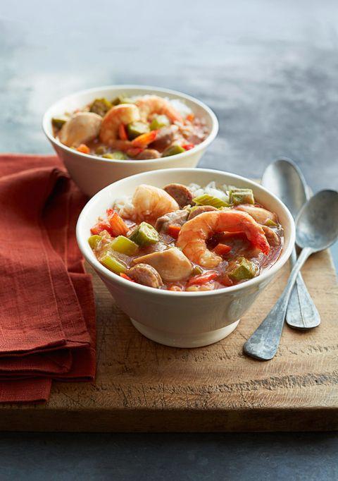 cajun surf n turf stew
