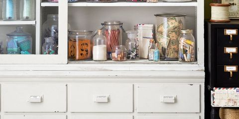 Shelf, Furniture, Shelving, Hutch, Cabinetry, Room, Display case, Cupboard, Interior design, Collection,
