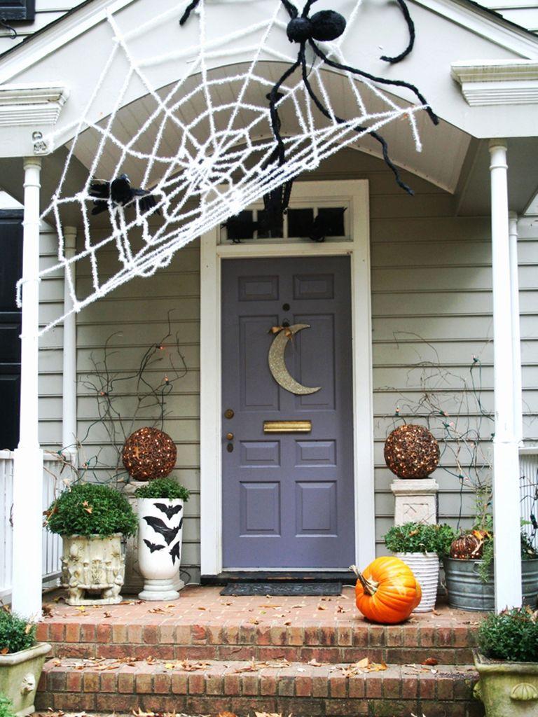 30 Best Outdoor Halloween Decoration Ideas Easy