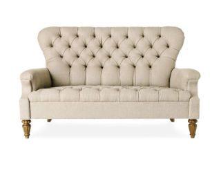white love seat