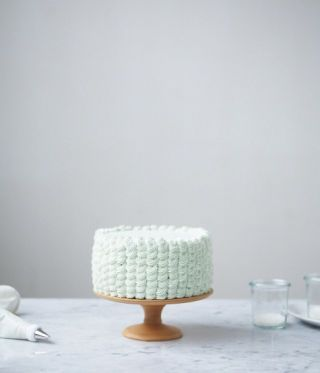 cake on table