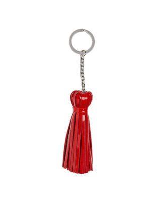 tassel key ring
