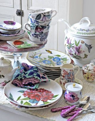 floral china