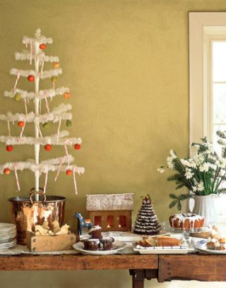 swedish christmas scandinavian holiday decorating - Swedish Christmas Decorations