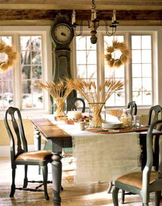 Swedish Christmas - Scandinavian Holiday Decorating