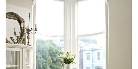 A Quiet Front Window