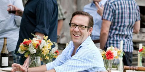 Outdoor dinner party ted allen summer dinner party recipes forumfinder Image collections
