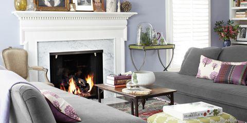Blue, Green, Room, Interior design, Home, Wall, Living room, Furniture, Floor, Interior design,