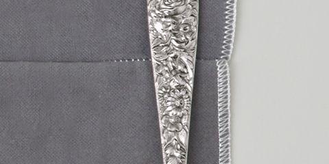 antique silverware pattern