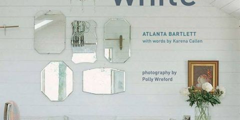 At Home With White by Atlanta Bartlett