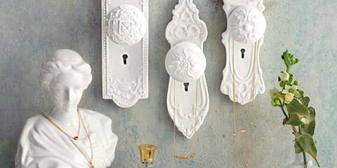 baroque doorknobs