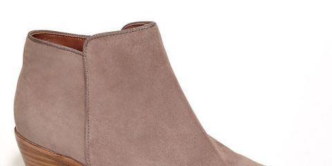 Footwear, Brown, Shoe, Tan, Liver, Fawn, Beige, Maroon, Leather, Suede,